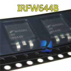 5pcs-IRFW644B-TO-263-250V-N-Channel-MOSFET