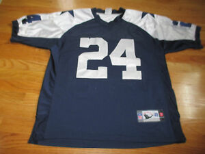 online store eb698 ce6d1 Details about Reebok Throwbacks MARION BARBER No. 24 DALLAS COWBOYS (Size  48) Jersey