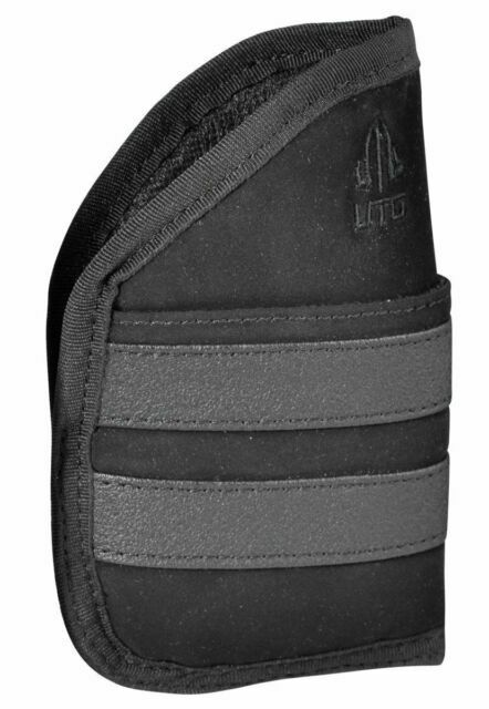 """Leapers 3.6/"""" Concealed Ambidextrous Pistol Holster Non-slip Retain in Pocket"""