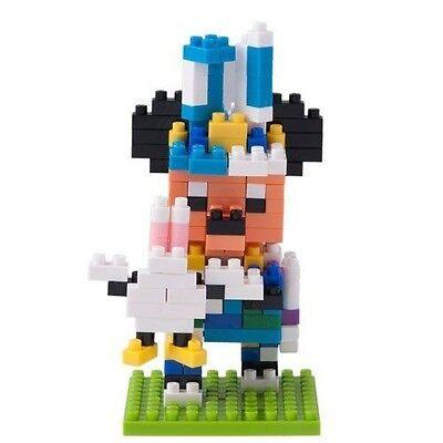 nanoblock DISNEY Minnie Mouse Summer Festival 2015