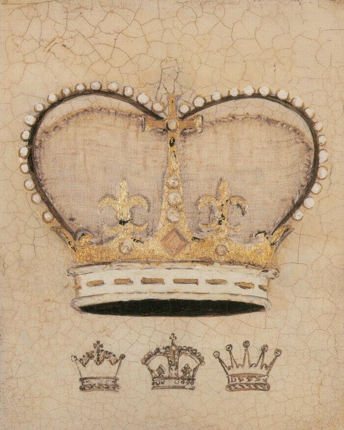 Papel Pintado Mural De Vellón AJ King Crown 0 Paisaje Fondo De Pantalla ES AJ Vellón 642809