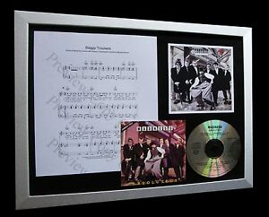 MADNESS-Baggy-Trousers-LTD-TOP-QUALITY-CD-FRAMED-DISPLAY-EXPRESS-GLOBAL-SHIPPING