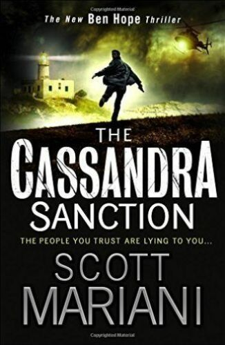 1 of 1 - The Cassandra Sanction: The most controversial action adventure thriller you'll