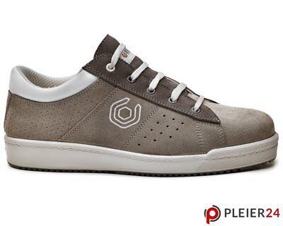 BASE Sicherheitsschuhe coole Sneakers grau Arbeitsschuhe S1P SRC Pixel | eBay