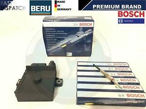 Per-BMW-serie-3-330d-e46-e90-Deisel-Candeletta-Rele-di-controllo-BERU-BOSCH-Spine