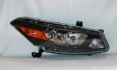 NEW RIGHT SIDE HEADLAMP ASSEMBLY FITS 2008-2012 HONDA ACCORD HO2503135