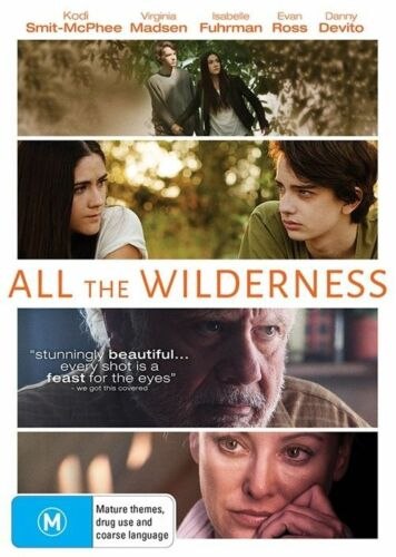 1 of 1 - All The Wilderness (DVD, 2016) DRAMA [Region 4] NEW/SEALED