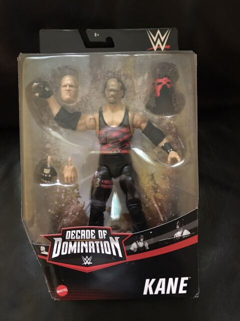 WWE WWF ELITE KANE PRE-ORDER DEC 2020 DECADE OF DOMINATION RARE SOLD OUT
