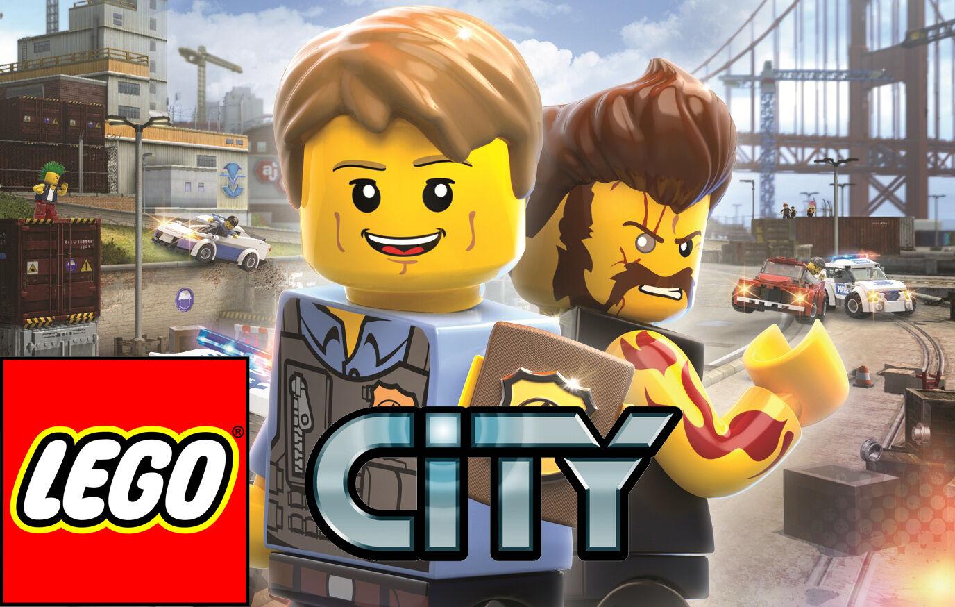 LEGO CITY 7280 7281 7895 7499 60002 60003 60004 60007 60011 60012 60014 60032  | Authentisch