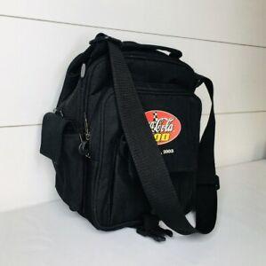 Vintage 2003 Coca Cola 600 Bag Tote Black