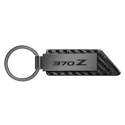 Ford Logo Real Black Carbon Fiber Large Tear Drop Key Chain iPick Image for