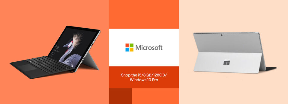 Shop Now - Surface Pro 5th Gen Was $1499 Now $1274.15*