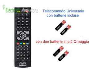 TELECOMANDO-UNIVERSALE-COMPATIBILE-TV-TELEFUNKEN-TOSHIBA-VESTEL