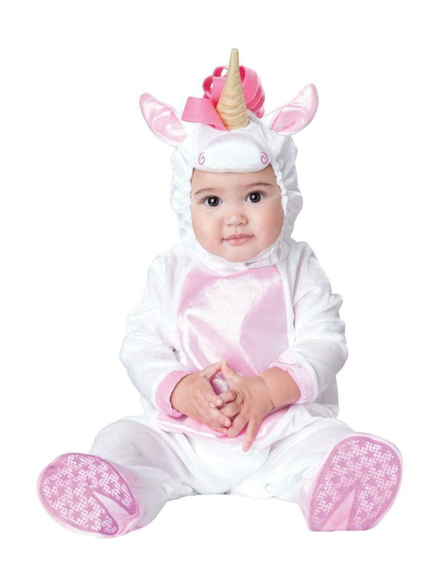 Magical Unicorn Deluxe Infant Toddler Costume Large 18-2T