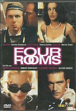 DVD - Four Rooms (Quentin Tarantino, Robert Rodriguez) / #1823