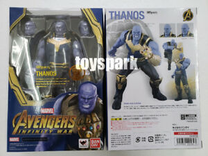 Bandai S.H.Figuarts Marvel Avengers Infinity War Thanos SHF Action Figure