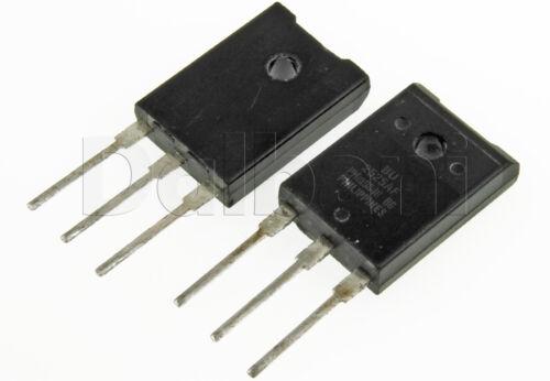 BU2525AF Original Pulled Philips Diffused Power Transistors BU2525AF