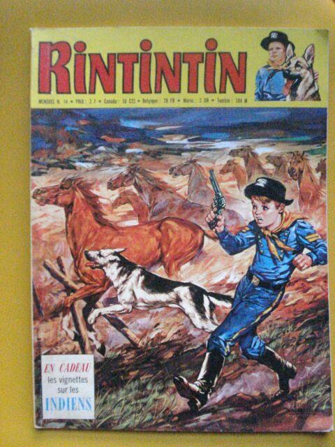 RINTINTIN /MENSUEL /N°14 /1971 /SAGEDITION