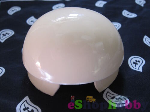 RBL Neo Blythe Soft Rubber Scalp For Hair Sewing White Skin Bareheaded