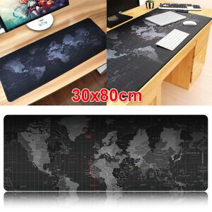 Hot-Weltkarte-Mausunterlage-Pad-Mat-Mousepad-Mauspad-Mausmatte-Schreibunterlagen