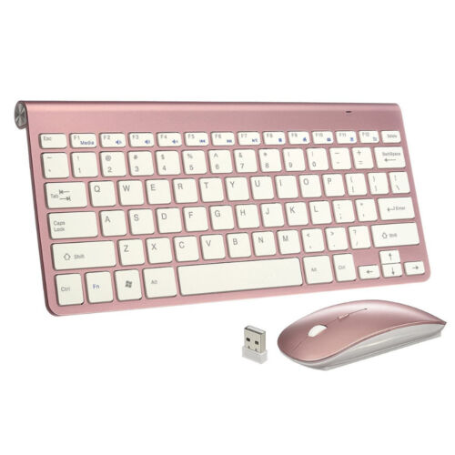 Wireless Mini Mouse /& Ultrathin Keyboard for LG 47LM670T-ZA Smart TV PK UK