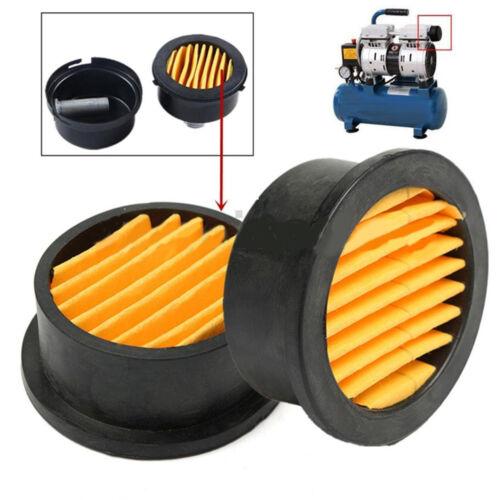 "Rep 1//2/"" MPT Metal Housing Air Compressor Intake Filter Noise Muffler Silencer"