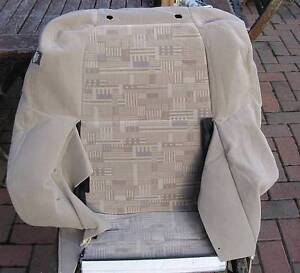 Honda-Accord-2000-Front-Seat-cover-back-Drivers-side-UK-With-Instructions