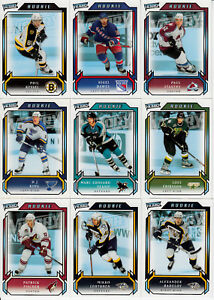 2006-07-UPPER-DECK-VICTORY-COMPLETE-SET-GAME-BREAKERS-1-50-NEXT-IN-LINE-1-50