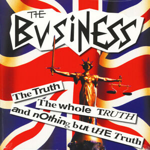 Business-The-The-Truth-The-Whole-Truth-amp-Not-Vinyl-LP-1997-EU-Reissue