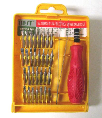 Screwdriver Tool Kit Set For Walkera Esky PC laptop Cellphone Fast Shipping