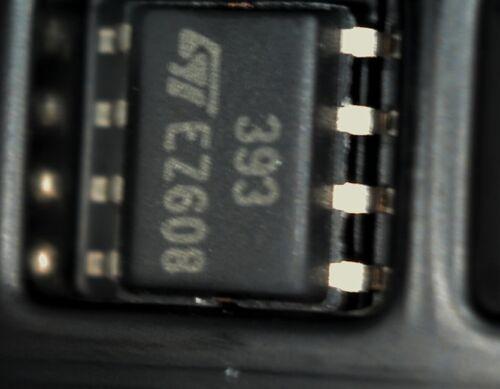 Bande de 20 lm393 surface mount double comparateur 393 SO8 lm393d SMD