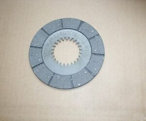 BSA-BANTAM-D1-B175-FRICTION-CLUTCH-PLATE-1-PLATE-OF-LATEST-SPEC