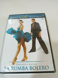 Apprendre-A-Danser-la-Rumba-Bolero-Gold-Collection-DVD-Espagnol-Region-All