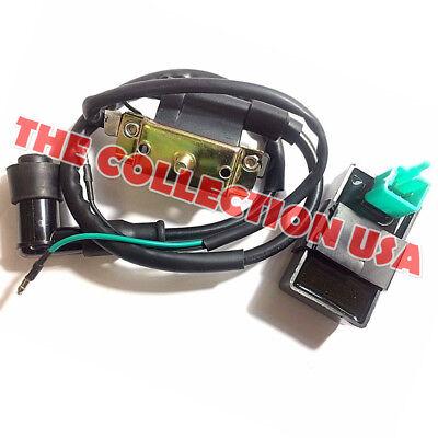 SUPER IGNITION COIL FOR HONDA C70 Z50 ATV MOPED GO KART 50 70 90 110 110 125cc