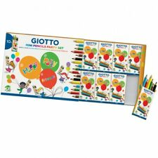 Giotto Cera Party Set 10x4-4 Colori Assortiti 311000