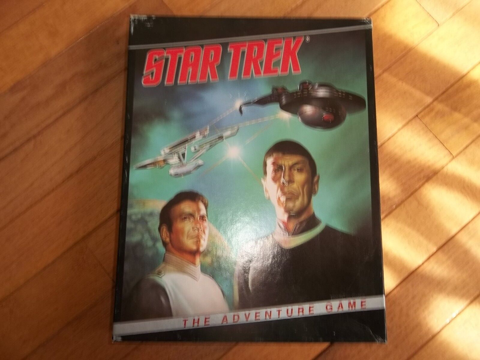 West End Games Star Trek Juego De Aventuras