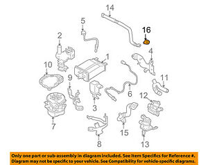 Subaru Oem 0913 Forester 25lh4 Emissionsuction Pipe Gasket Right. Is Loading Subaruoem0913forester25lh4. Wiring. 2 5l Engine Emission Diagram At Scoala.co