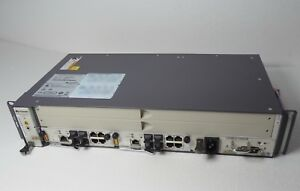 Details about Huawei MA5608T Small GPON OLT/w Double Controllers AC Power  Supply /8 GPON Ports