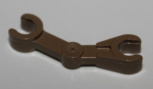 Lego 21x Dark Tan Technic Droid Minifig Arm NEW