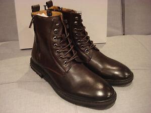 034412e6fc6 Details about ROBERT WAYNE MEN'S THATCHER BLACK SHOES BOOTS SIZE 11.5 -  BRAND NEW