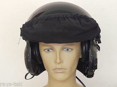 MK4A Flying Helmet Size Medium With Visors And Headphones [2R8E]