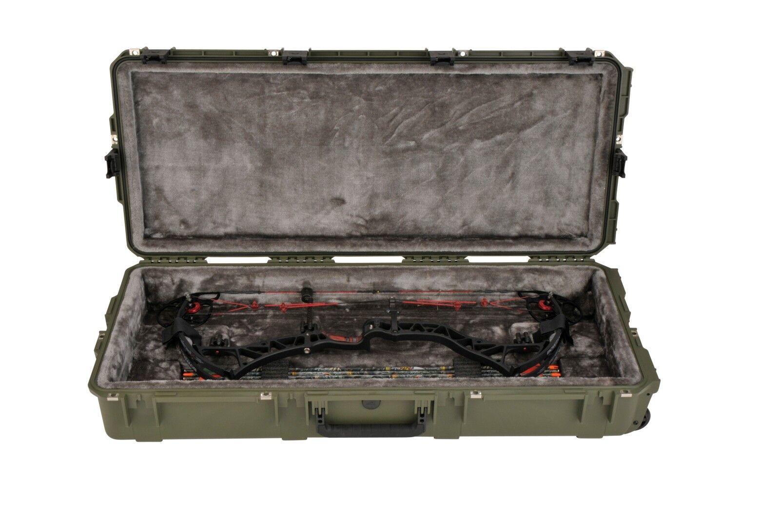OD Green Bowtech (logo) Parallel Limb Single Bow Case 3i-4217-BPL-M  3i-4217-PL