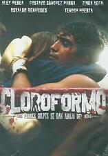 Cloroformo DVD NEW Temporada Completa 4 Disc BOX SET Zuria Vega SEALED
