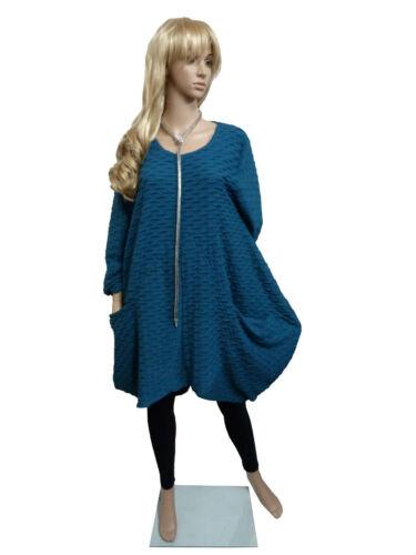 Tunika Robe l'essence Longshirt Far à Gr superposé Look 46 48 Figurumspielend xaUqnSIgw