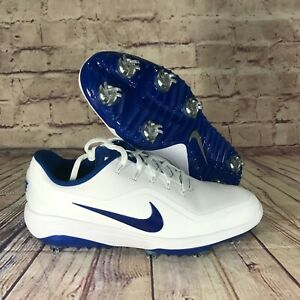 Chip Ilegible Depresión  Nike React Vapor 2 White Indigo Force Golf Shoes Men's Sizes BV1135-102 |  eBay