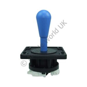 AgréAble Genuine Suzo Happ Competition Arcade Joystick-bleu - 8 Way-afficher Le Titre D'origine