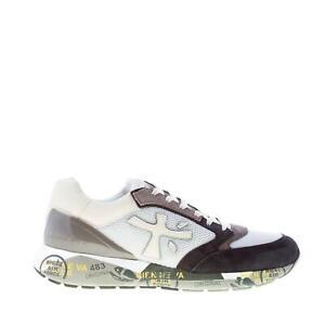 PREMIATA-scarpe-uomo-Sneaker-Zac-Zac-3784-in-tessuto-tecnico-grigio-chiaro