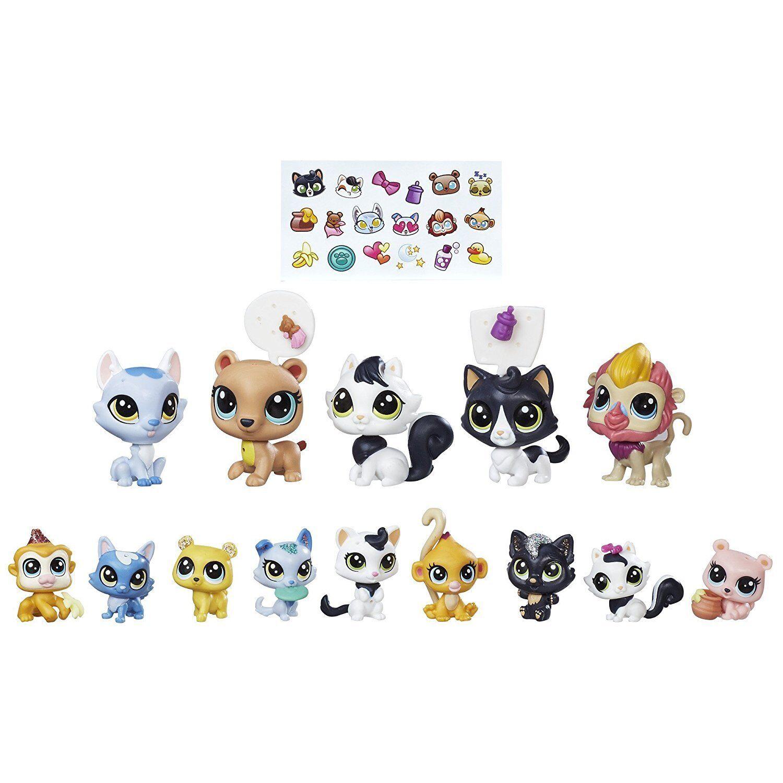 Littlest Pet Shop Family Pet Collection