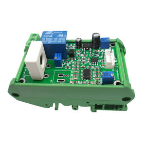 WCS1700 Electric Hall Current Sensor Module DC Detection 0-70A 12V with Base