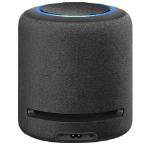 AMAZON EchoStudio Smarter HighFidelity-Lautsprecher mit 3D-Audio   C